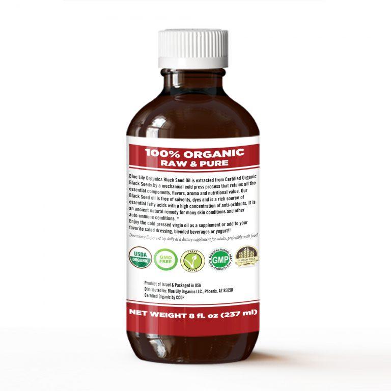 Blue Lily Organics LLC