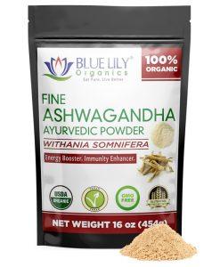 Ashwagandha Powder Organic