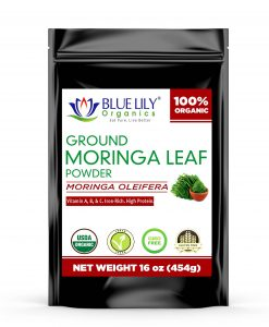 What is Moringa Leaf Powder