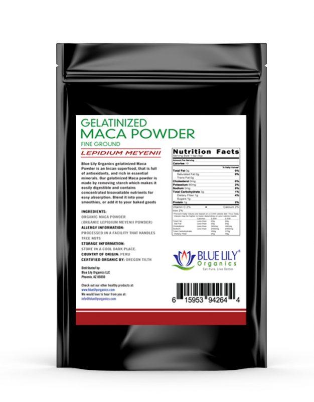 gelatinized-Maca-powder
