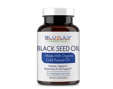 Black Seed Oil Softgels