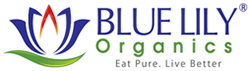 BLUE LILY Organics – Certified Organic Raw Health Foods