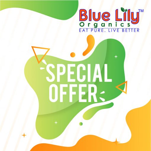Special Offer Blue Lily Organics